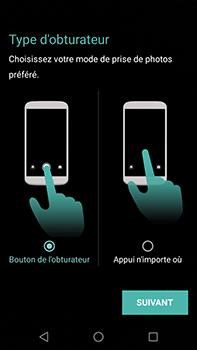 Motorola Moto E4 Plus - Photos, vidéos, musique - Créer une vidéo - Étape 4