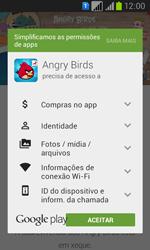 Samsung GT-I8552B Galaxy Win Duos - Aplicativos - Como baixar aplicativos - Etapa 18