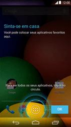 Motorola Moto E (1st Gen) (Kitkat) - Primeiros passos - Como ativar seu aparelho - Etapa 11