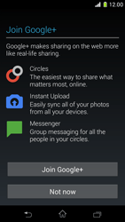 Sony Xperia Z1 Compact D5503 - Applications - Downloading applications - Step 13