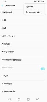 LG v40-thinq-lm-v405ebw - Internet - Handmatig instellen - Stap 17