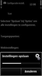 Nokia 500 - Internet - automatisch instellen - Stap 8