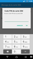 Sony Xperia Z5 Compact - Sécuriser votre mobile - Personnaliser le code PIN de votre carte SIM - Étape 7