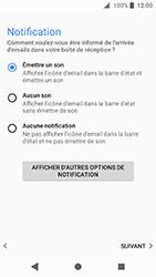 Sony Xperia XA2 - E-mail - Configuration manuelle - Étape 21