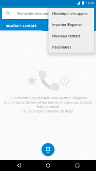 Motorola Nexus 6 - Messagerie vocale - Configuration manuelle - Étape 5