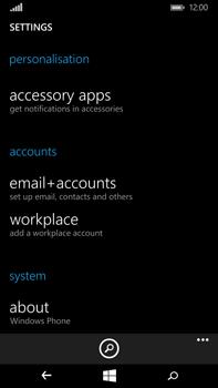 Microsoft Lumia 640 XL - Email - Manual configuration - Step 4
