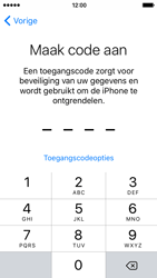 Apple iPhone 5c iOS 9 - Toestel - Toestel activeren - Stap 12