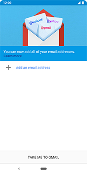Google Pixel 3 - Email - Manual configuration POP3 with SMTP verification - Step 5