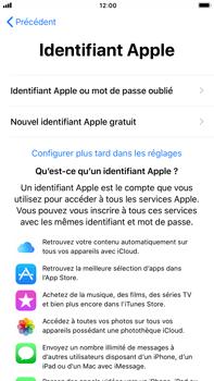 Apple iPhone 8 Plus - Premiers pas - Créer un compte - Étape 18