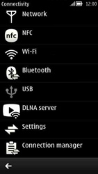 Nokia 808 PureView - Internet - Enable or disable - Step 5