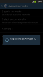 Samsung Galaxy Core LTE - Network - Usage across the border - Step 11
