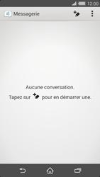 Sony Xperia Z2 (D6503) - MMS - Envoi d
