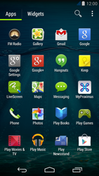 Acer Liquid Jade Z - Mms - Sending a picture message - Step 2