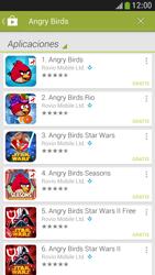 Samsung Galaxy S4 Mini - Aplicaciones - Descargar aplicaciones - Paso 16