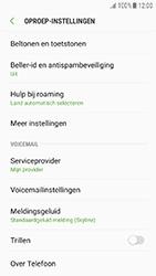 Samsung Galaxy J3 (2017) - Voicemail - Handmatig instellen - Stap 6