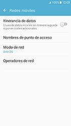 Samsung Galaxy J5 (2016) - Red - Seleccionar el tipo de red - Paso 7