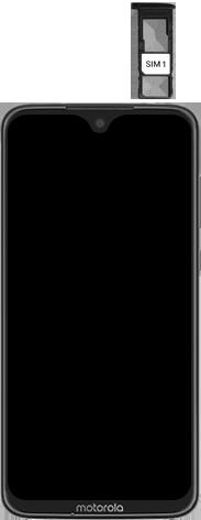 Motorola Moto G7 - Primeiros passos - Como inserir o chip da Nextel no seu celular - Etapa 4