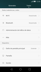 Huawei Ascend G7 - Internet - Ver uso de datos - Paso 4