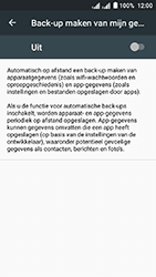 Acer Liquid Z6 Dual SIM - Device maintenance - Back up - Stap 8