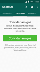 Alcatel Pop 3 - Aplicações - Como configurar o WhatsApp -  11