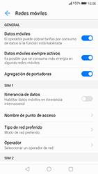 Huawei P10 Lite - Internet - Activar o desactivar la conexión de datos - Paso 5