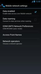 Acer Liquid S1 - Internet - Manual configuration - Step 7