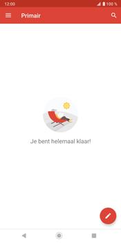 Sony Xperia XZ3 - E-mail - e-mail instellen (gmail) - Stap 7