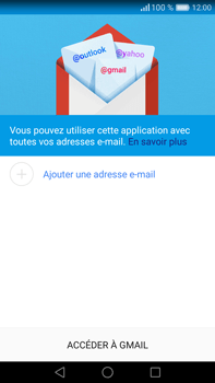 Huawei Mate 8 - E-mail - 032a. Email wizard - Gmail - Étape 5