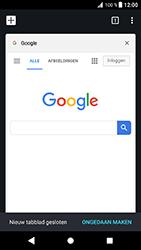 Sony Xperia XZ - Android Oreo - Internet - internetten - Stap 18