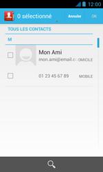 Bouygues Telecom Bs 402 - Contact, Appels, SMS/MMS - Envoyer un MMS - Étape 6