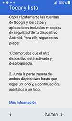 Samsung Galaxy J1 (2016) (J120) - Primeros pasos - Activar el equipo - Paso 8