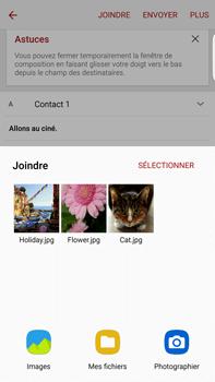 Samsung G928F Galaxy S6 edge+ - E-mail - envoyer un e-mail - Étape 10