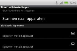 HTC A810e ChaCha - Bluetooth - koppelen met ander apparaat - Stap 10