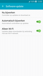 Samsung J500F Galaxy J5 - Software update - update installeren zonder PC - Stap 6