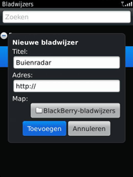 BlackBerry 9810 Torch - Internet - hoe te internetten - Stap 8