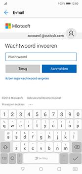 Huawei P20 Lite - E-mail - handmatig instellen (outlook) - Stap 8