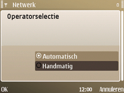 Nokia E72 - Buitenland - Bellen, sms en internet - Stap 8