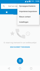 Wiko U-Feel Lite - Voicemail - Handmatig instellen - Stap 5
