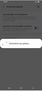 Samsung galaxy-a40-dual-sim-sm-a405fn - Software updaten - Update installeren - Stap 6