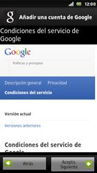 Sony Xperia U - Aplicaciones - Tienda de aplicaciones - Paso 16
