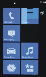 Nokia Lumia 800 - Network - Usage across the border - Step 11