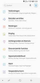 Samsung galaxy-a8-2018-sm-a530f-android-oreo - Buitenland - Bellen, sms en internet - Stap 4