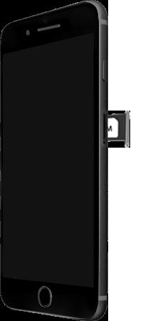 Apple iPhone 6s Plus - iOS 13 - Toestel - simkaart plaatsen - Stap 5