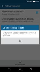 HTC Desire 626 - Software updaten - Update installeren - Stap 7