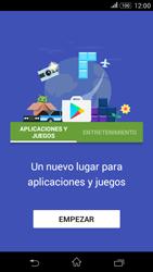 Sony Xperia E4g - Aplicaciones - Descargar aplicaciones - Paso 4
