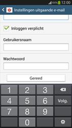 Samsung C105 Galaxy S IV Zoom LTE - E-mail - Instellingen KPNMail controleren - Stap 25
