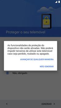 Huawei Google Nexus 6P - Primeiros passos - Como ligar o telemóvel pela primeira vez -  11