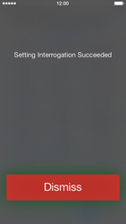 Apple iPhone 5s - Voicemail - Manual configuration - Step 7