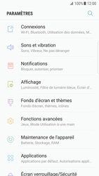 Samsung Galaxy S7 edge - Android Nougat - Internet - Configuration manuelle - Étape 4