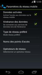 Acer Liquid E600 - Internet - Utilisation à l